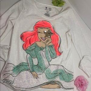 Disney little mermaid Ariel jumping beans shirt
